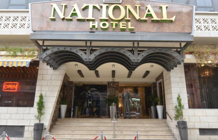 NATİONAL HOTEL - JERUSALEM