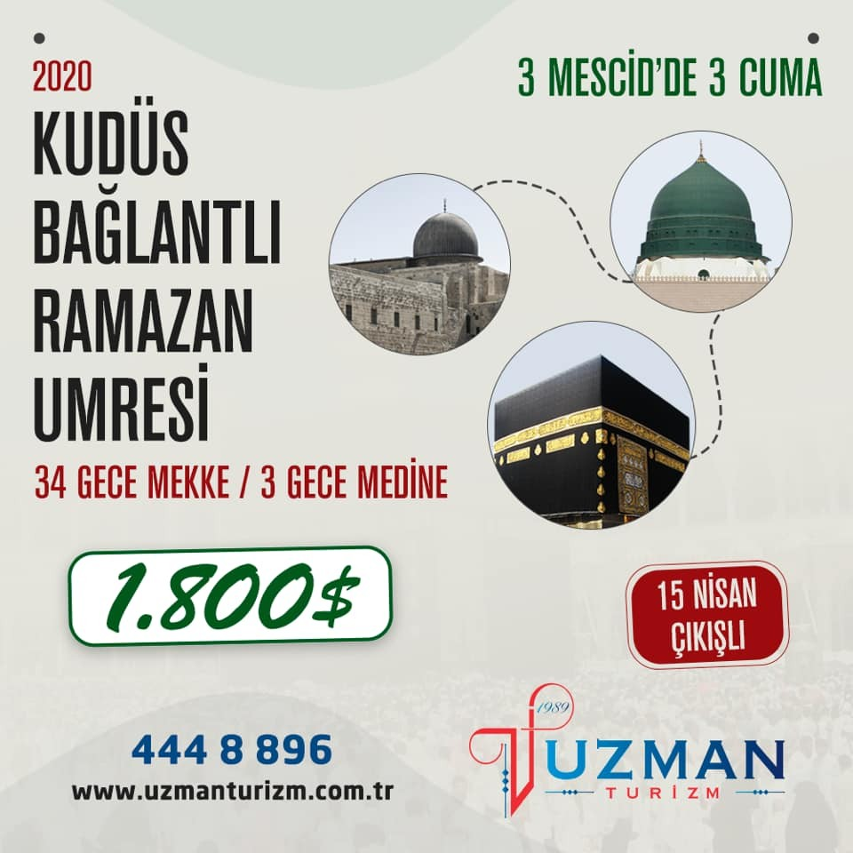 ramazan umre fiyatları